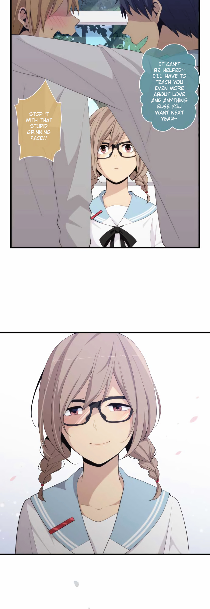 ReLIFE Chapter 178  Online Free Manga Read Image 19