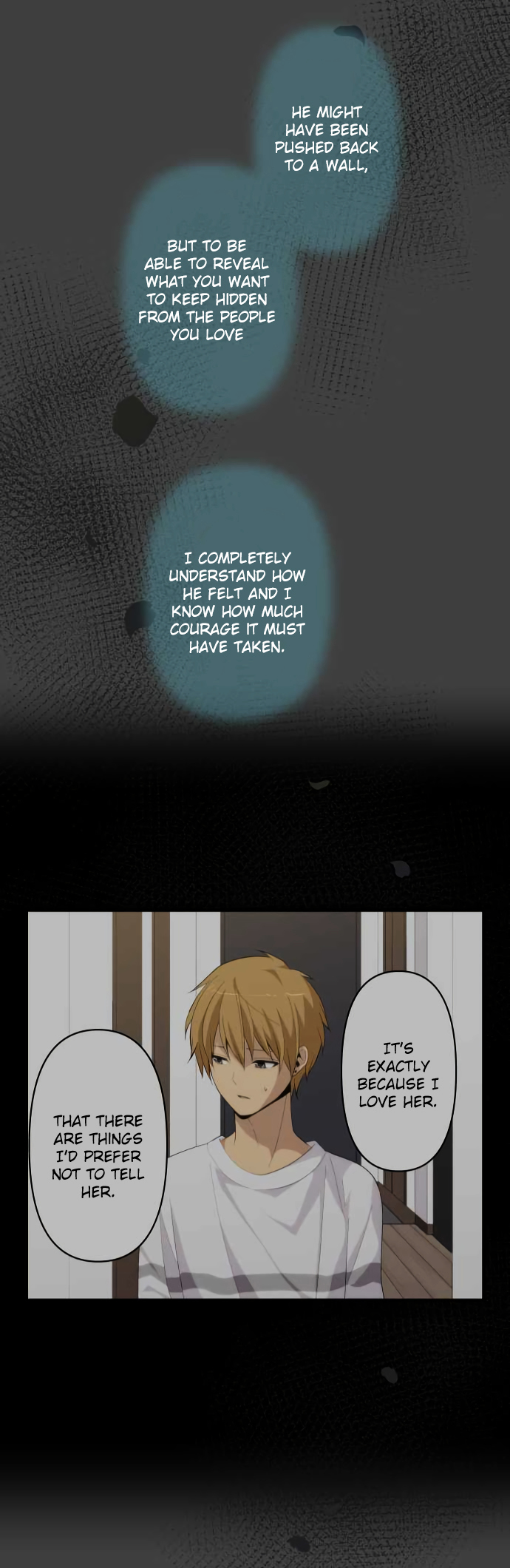 ReLIFE Chapter 178  Online Free Manga Read Image 21