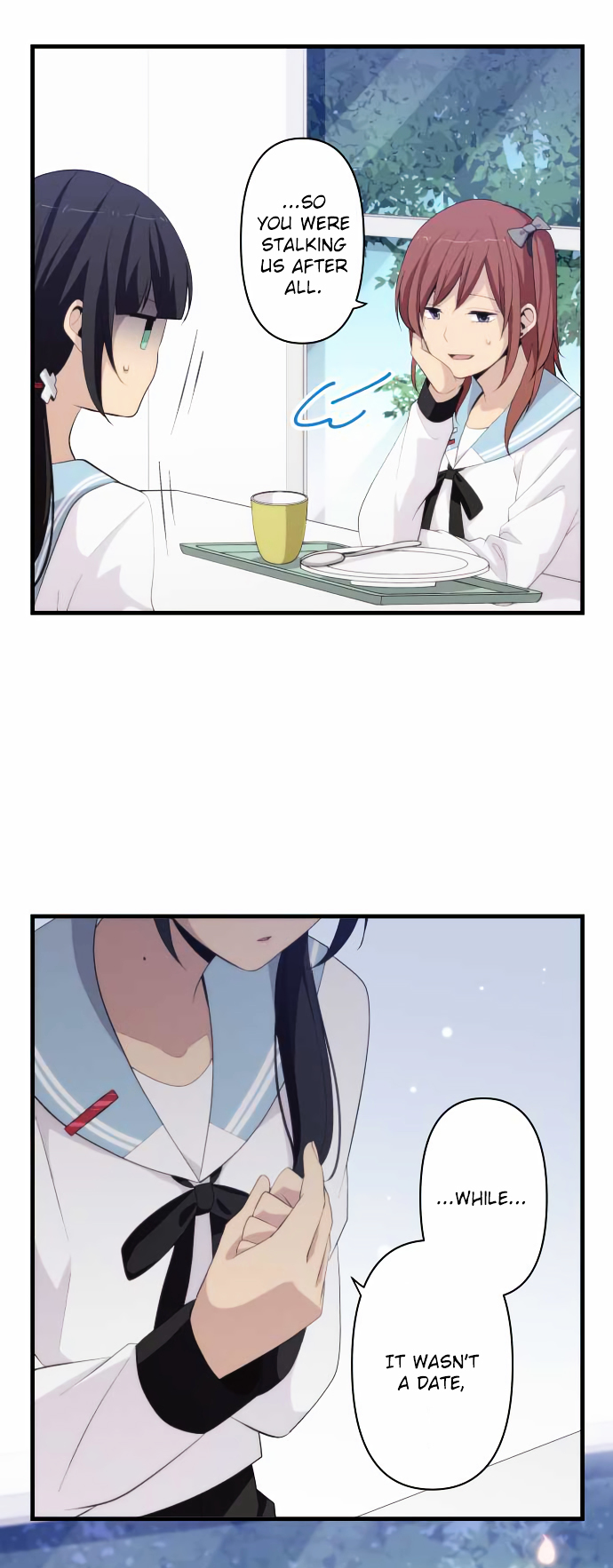 ReLIFE Chapter 178  Online Free Manga Read Image 7