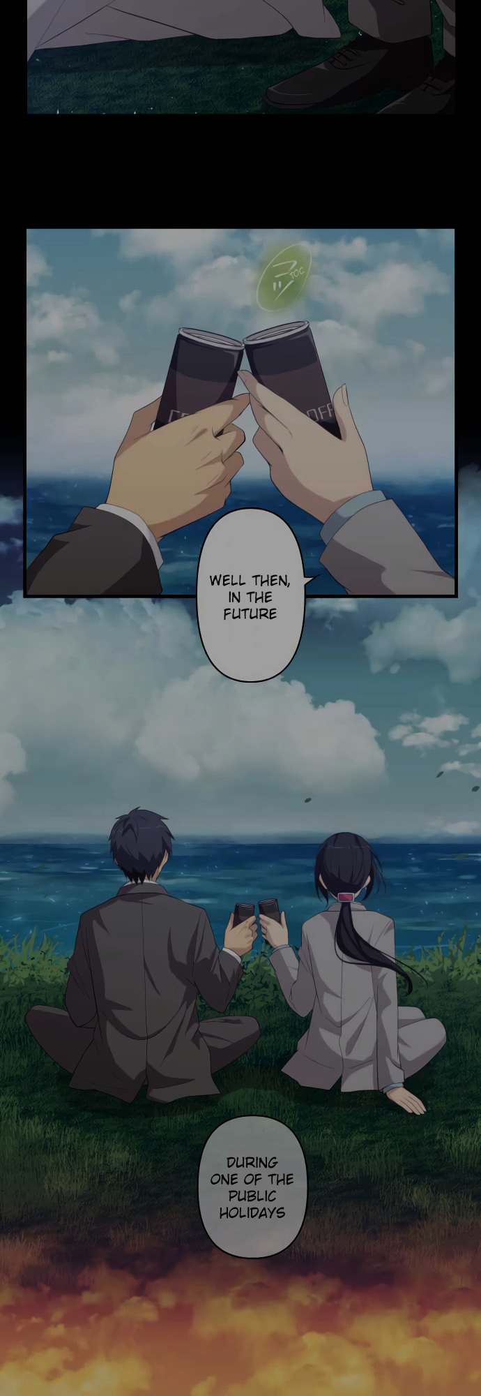 ReLIFE Chapter 179  Online Free Manga Read Image 10