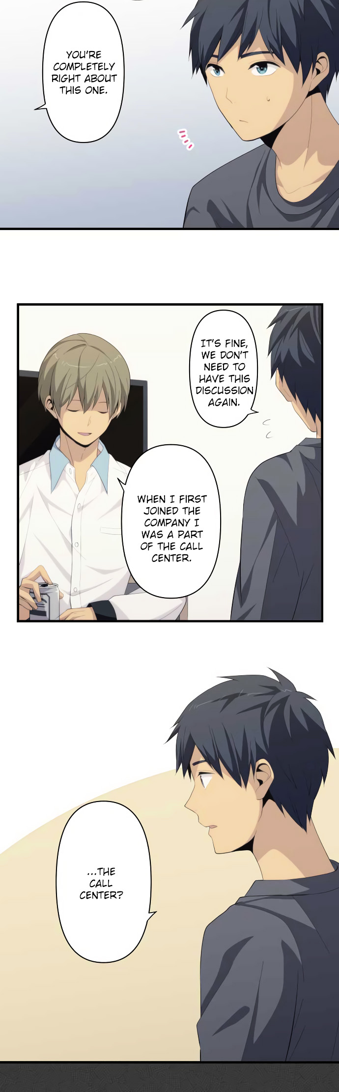 ReLIFE Chapter 179  Online Free Manga Read Image 14