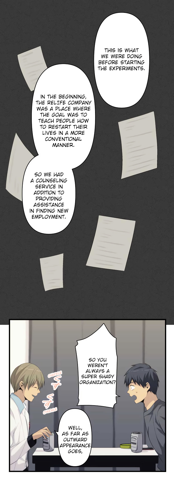 ReLIFE Chapter 179  Online Free Manga Read Image 15