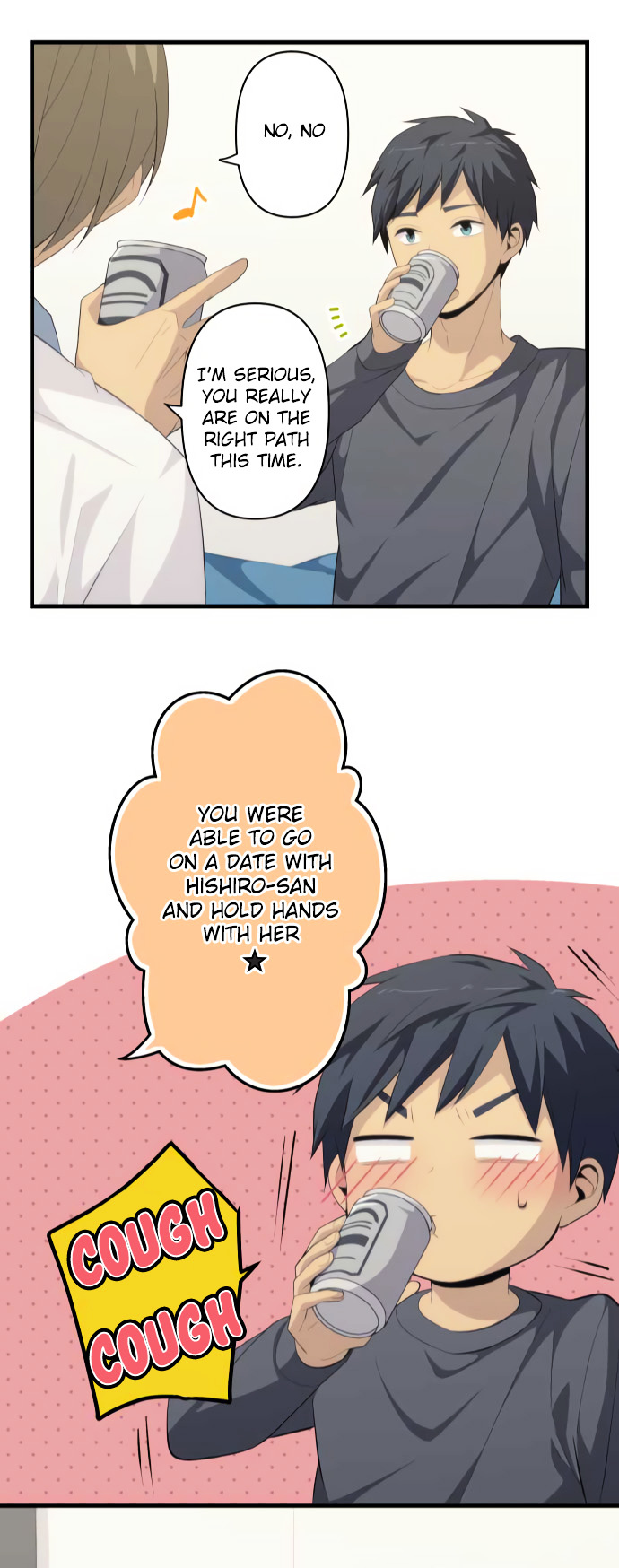 ReLIFE Chapter 179  Online Free Manga Read Image 22