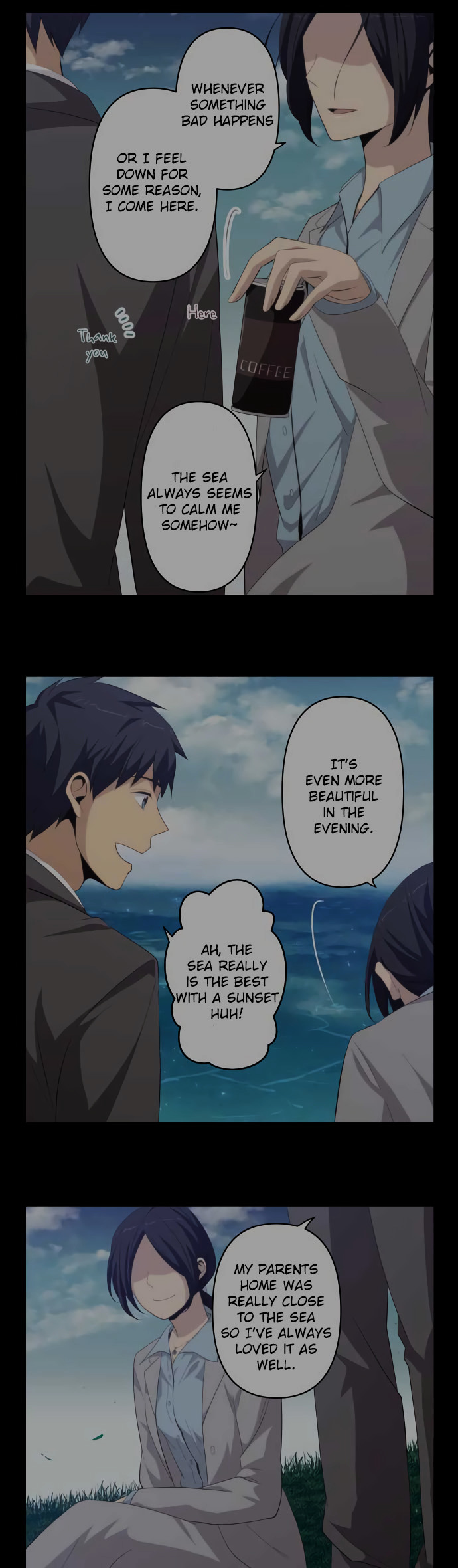 ReLIFE Chapter 179  Online Free Manga Read Image 9