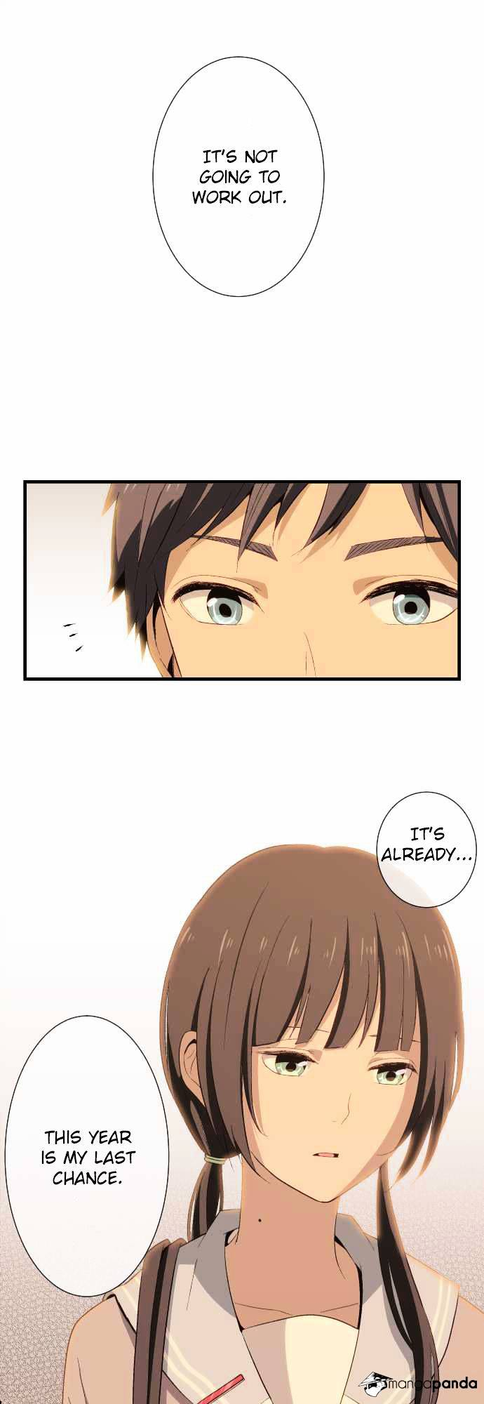 ReLIFE Chapter 18  Online Free Manga Read Image 5