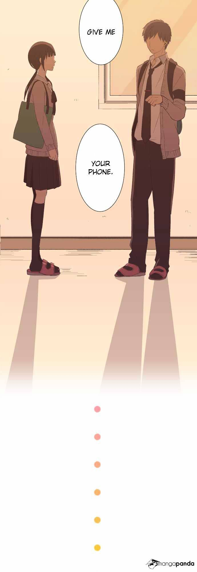 ReLIFE Chapter 18  Online Free Manga Read Image 8