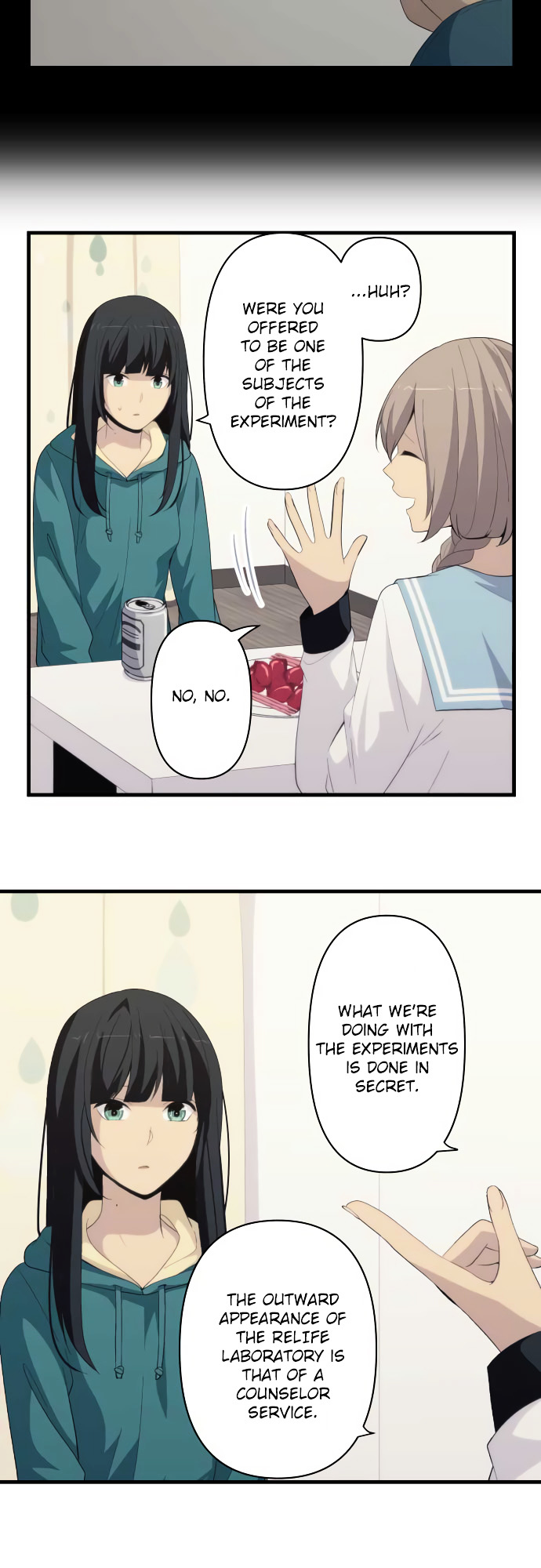 ReLIFE Chapter 180  Online Free Manga Read Image 10