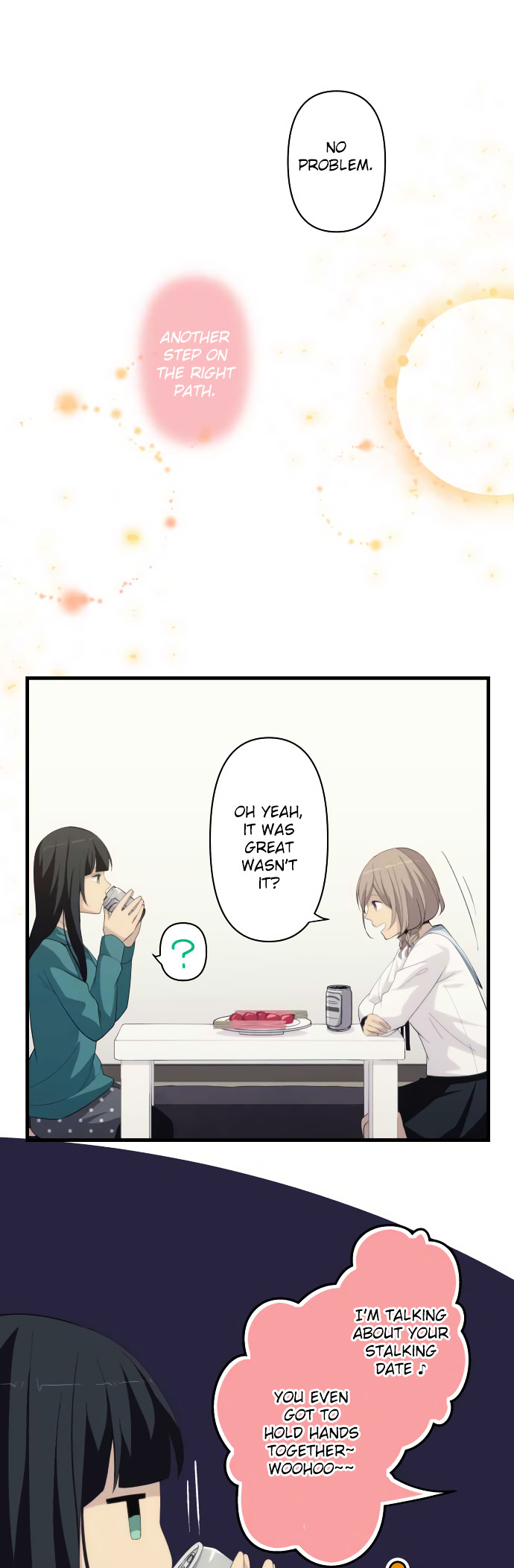 ReLIFE Chapter 180  Online Free Manga Read Image 16