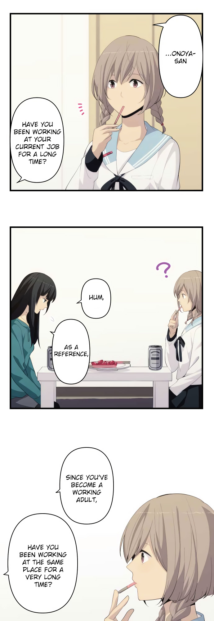 ReLIFE Chapter 180  Online Free Manga Read Image 5