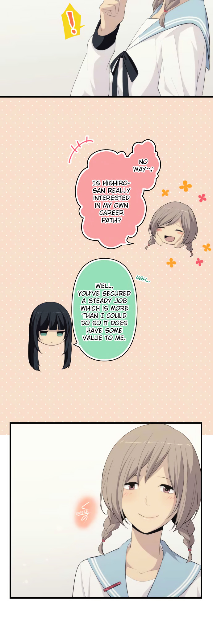 ReLIFE Chapter 180  Online Free Manga Read Image 6