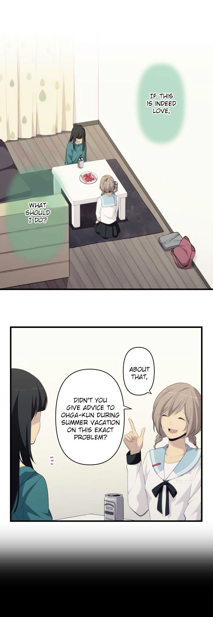 ReLIFE Chapter 181  Online Free Manga Read Image 1