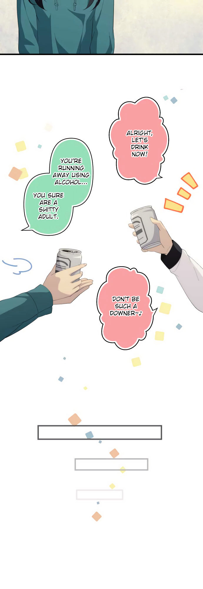 ReLIFE Chapter 181  Online Free Manga Read Image 15