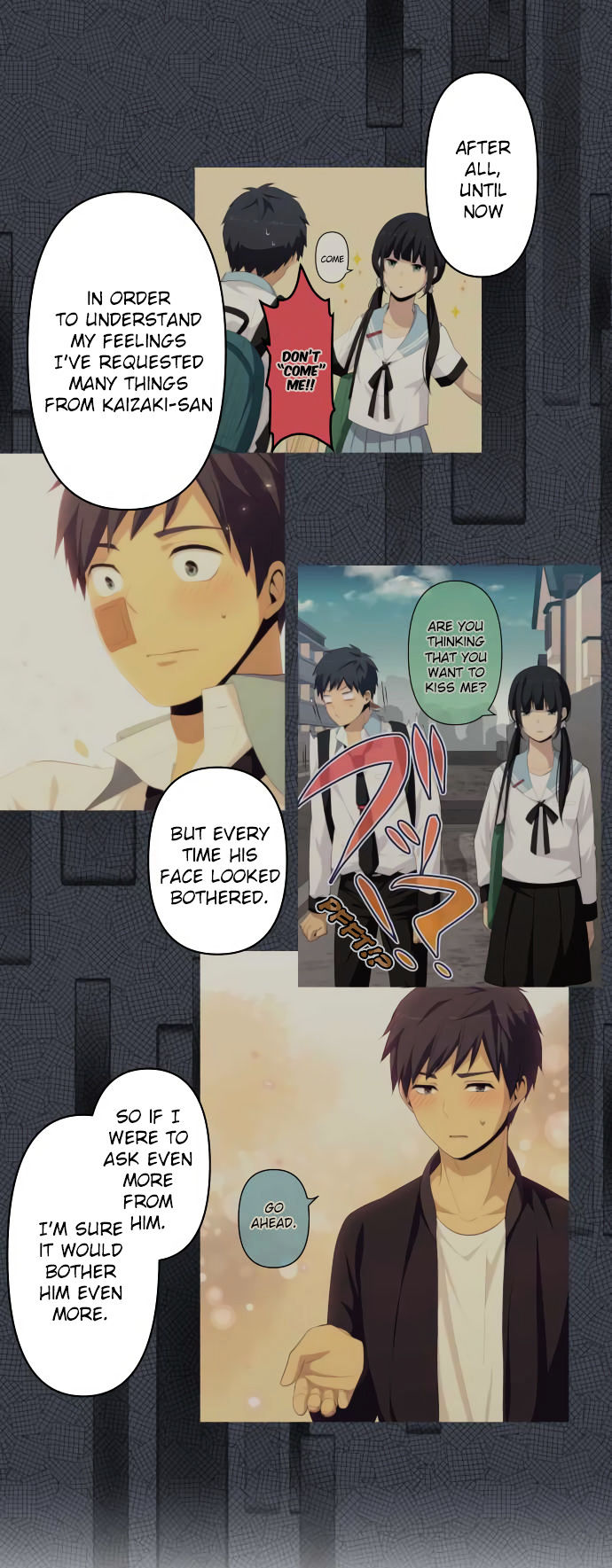 ReLIFE Chapter 181  Online Free Manga Read Image 7