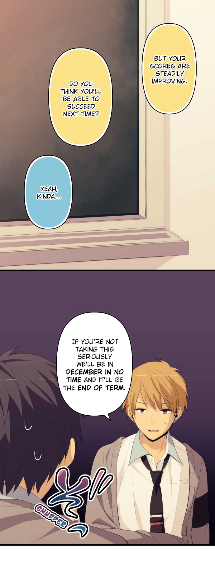 ReLIFE Chapter 182  Online Free Manga Read Image 18