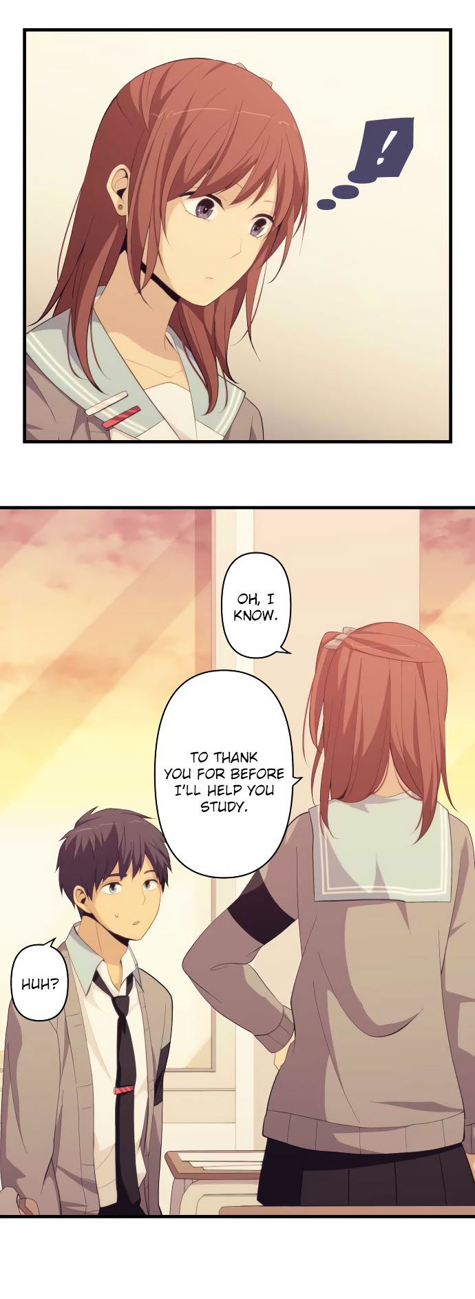 ReLIFE Chapter 182  Online Free Manga Read Image 20