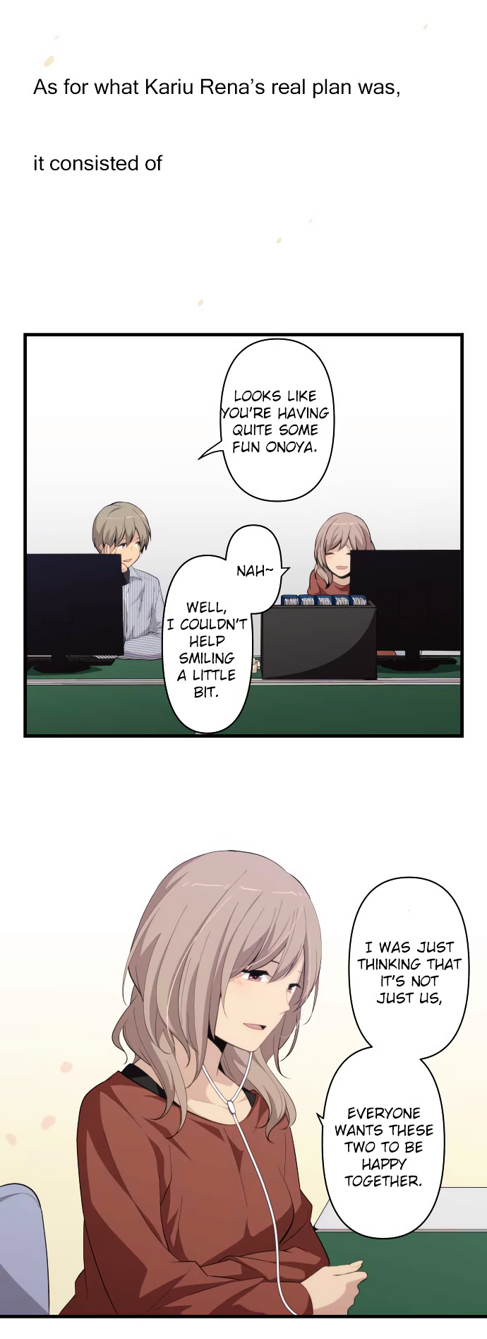 ReLIFE Chapter 183  Online Free Manga Read Image 11