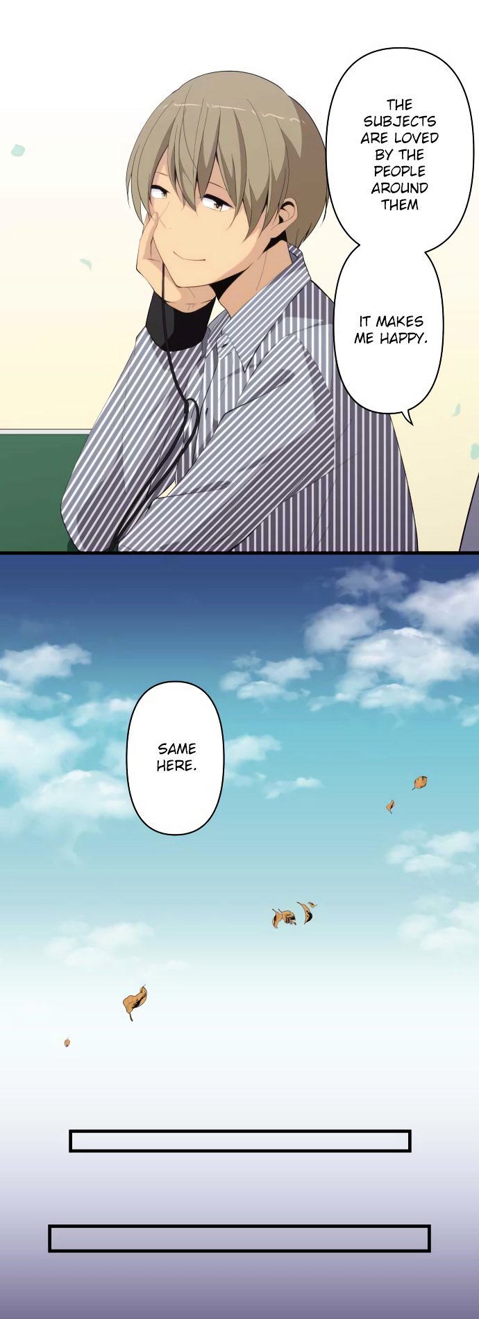 ReLIFE Chapter 183  Online Free Manga Read Image 12