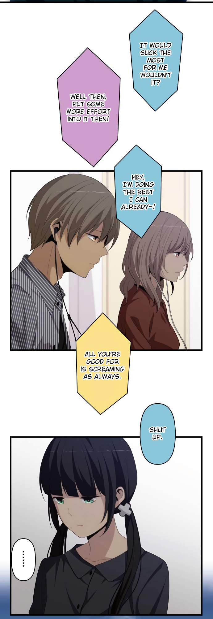 ReLIFE Chapter 183  Online Free Manga Read Image 18