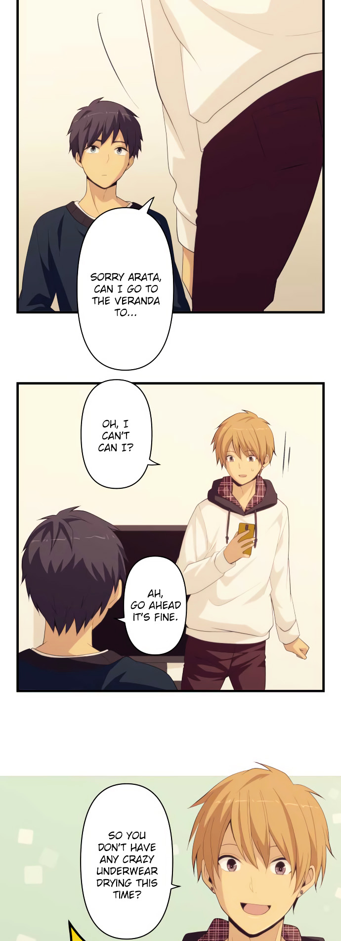 ReLIFE Chapter 183  Online Free Manga Read Image 20