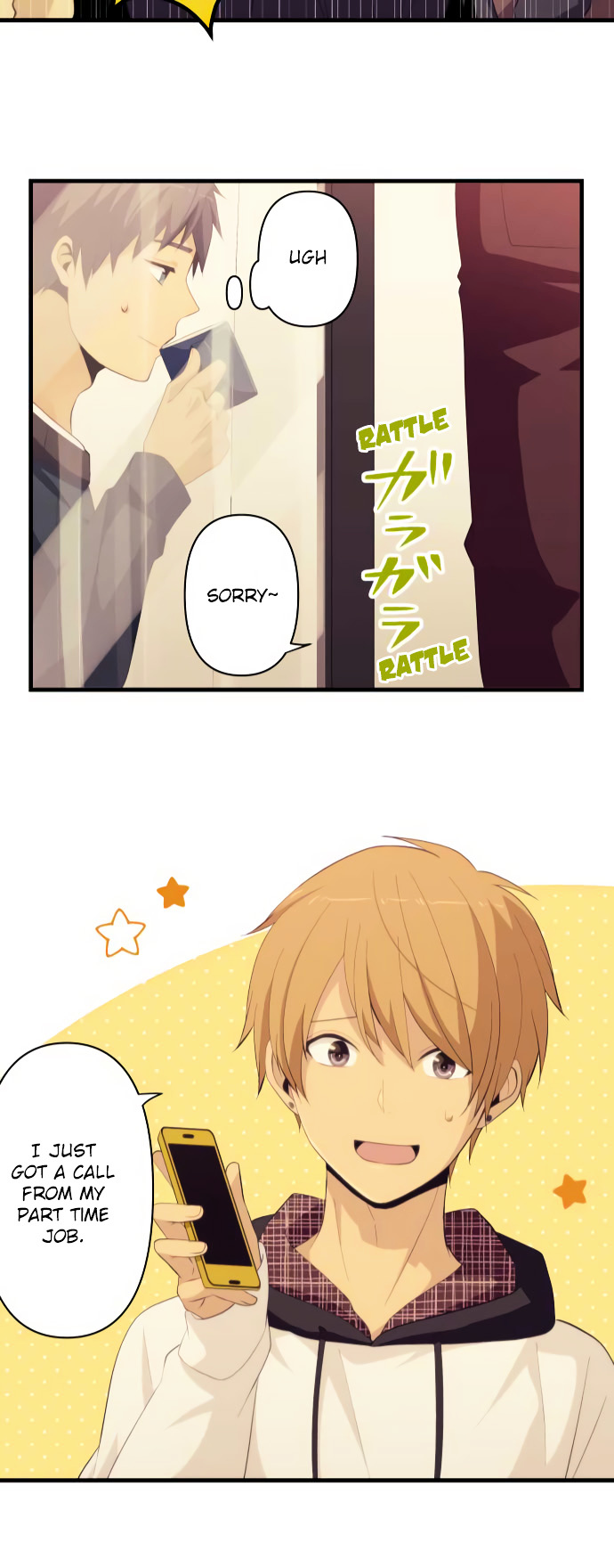 ReLIFE Chapter 183  Online Free Manga Read Image 22