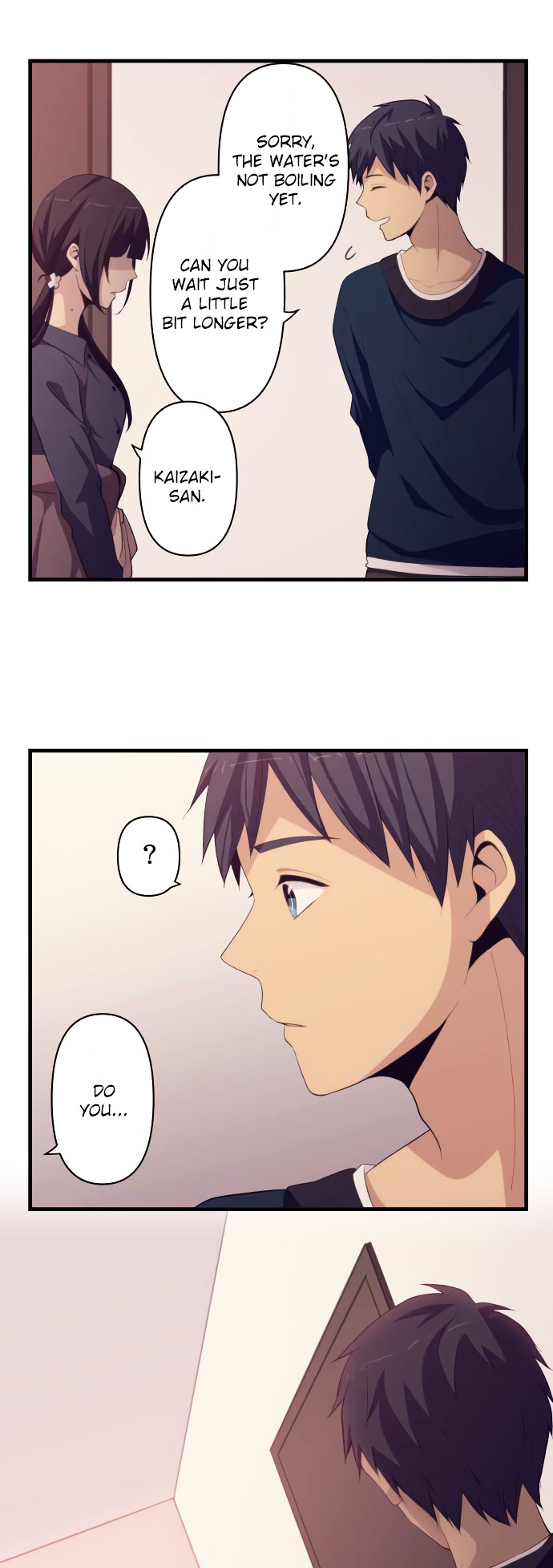 ReLIFE Chapter 184  Online Free Manga Read Image 17