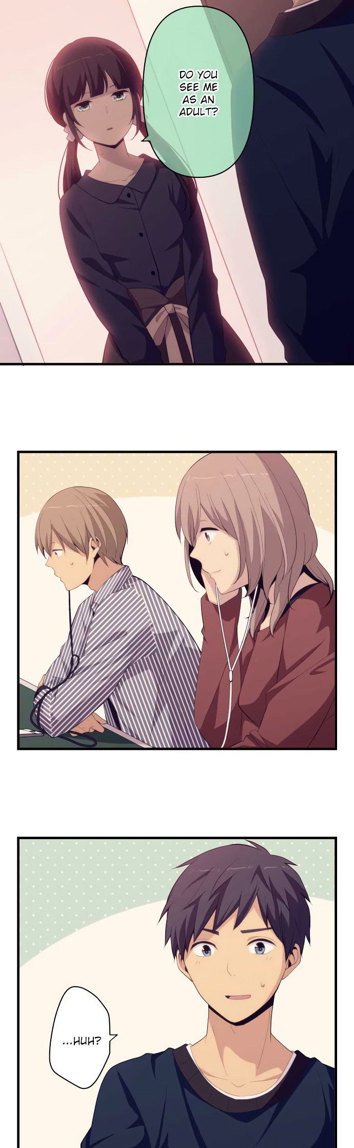 ReLIFE Chapter 184  Online Free Manga Read Image 18