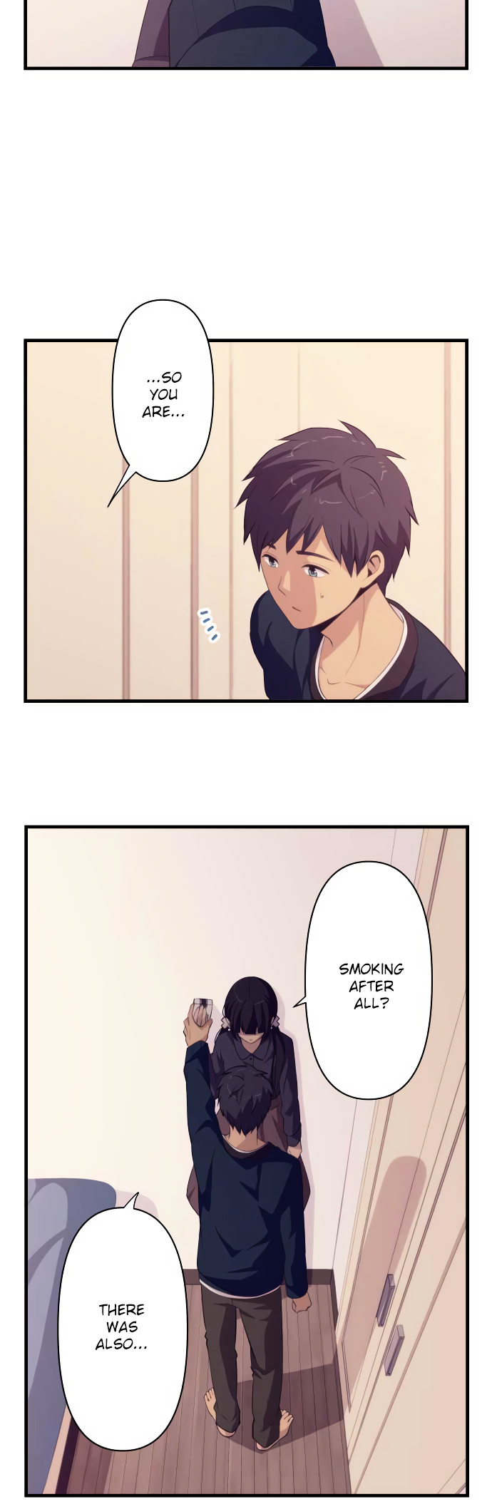 ReLIFE Chapter 185  Online Free Manga Read Image 18