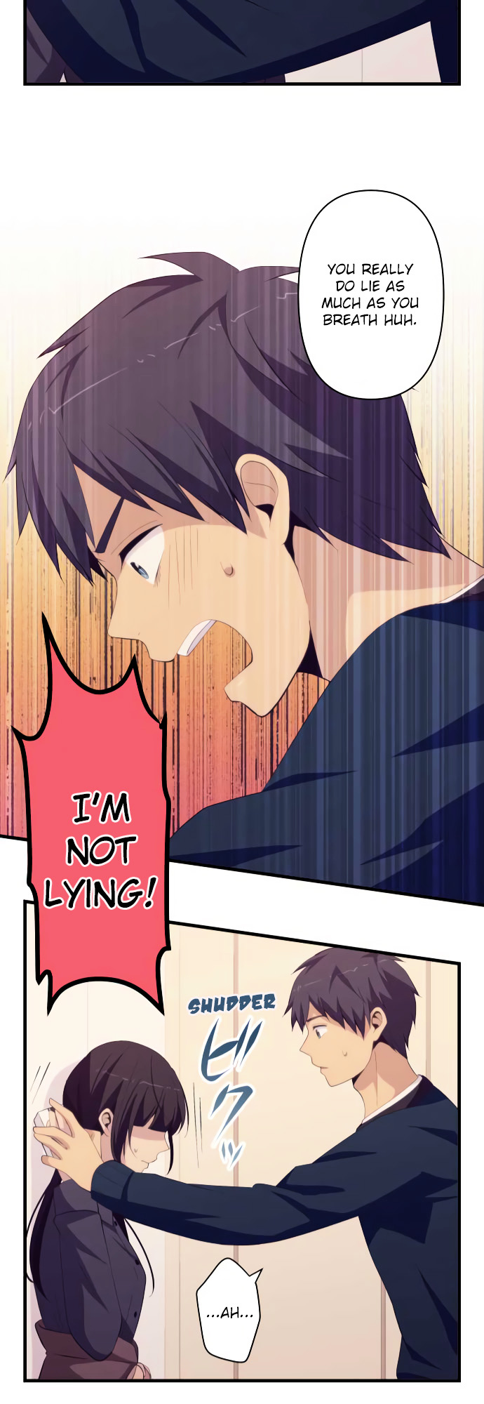 ReLIFE Chapter 185  Online Free Manga Read Image 21