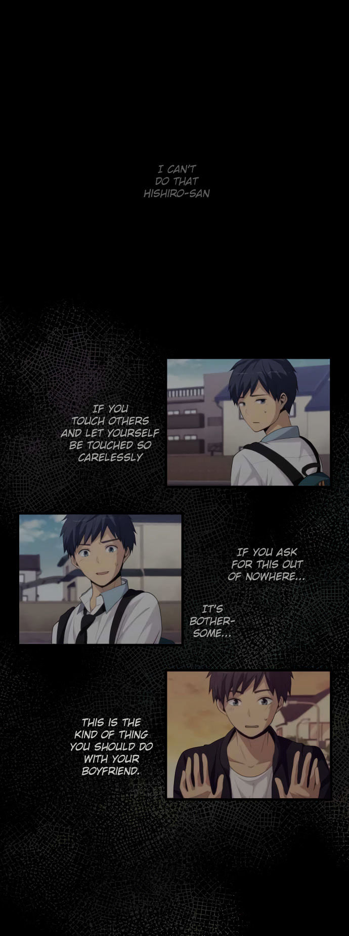 ReLIFE Chapter 186  Online Free Manga Read Image 1