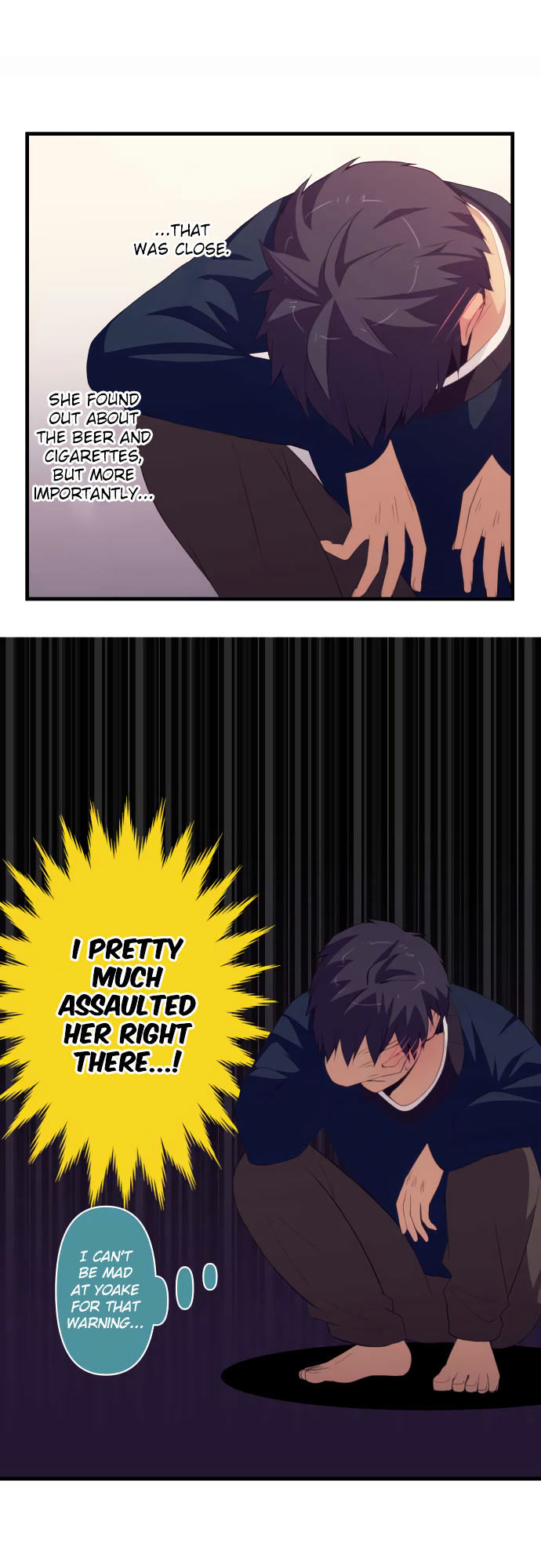 ReLIFE Chapter 186  Online Free Manga Read Image 10