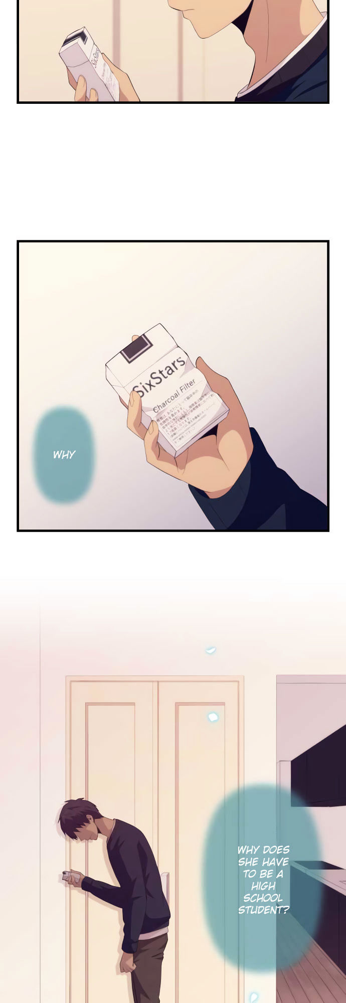 ReLIFE Chapter 186  Online Free Manga Read Image 14
