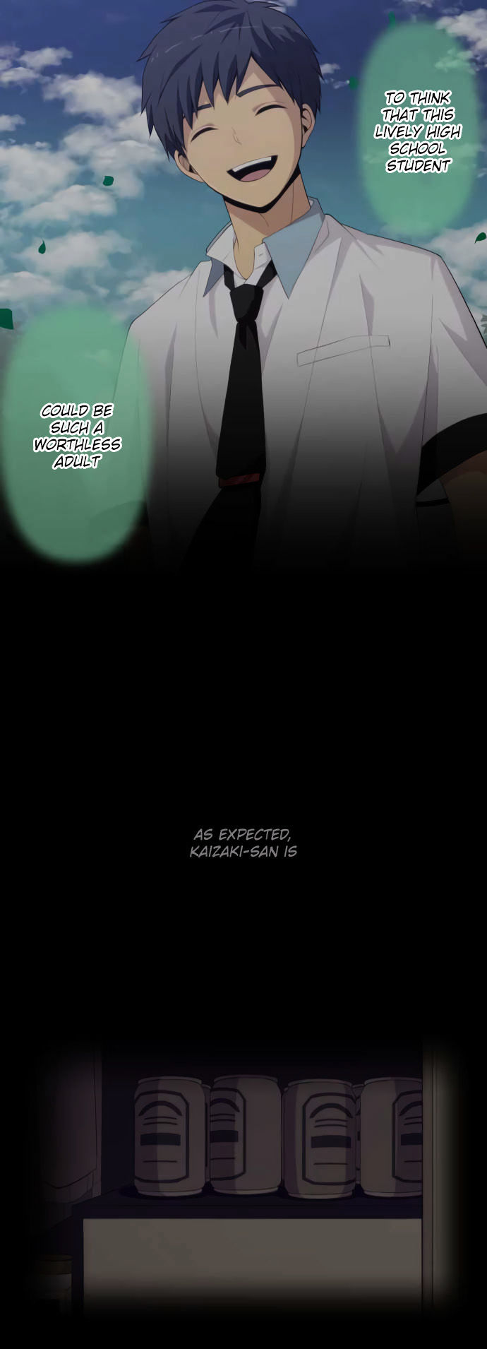 ReLIFE Chapter 186  Online Free Manga Read Image 21