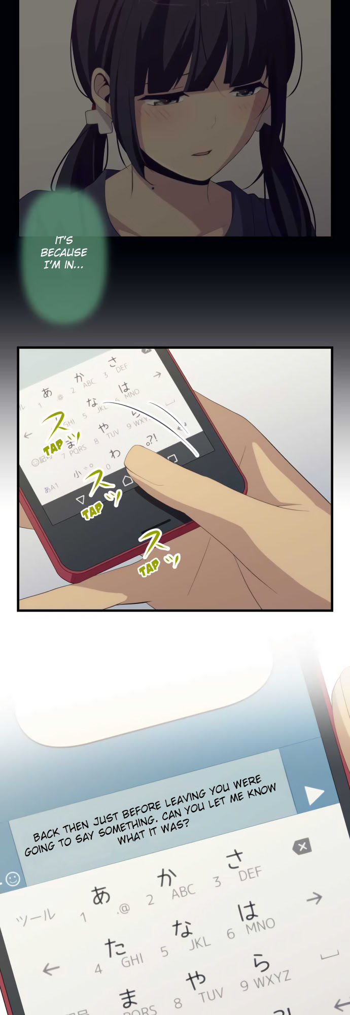 ReLIFE Chapter 187  Online Free Manga Read Image 14