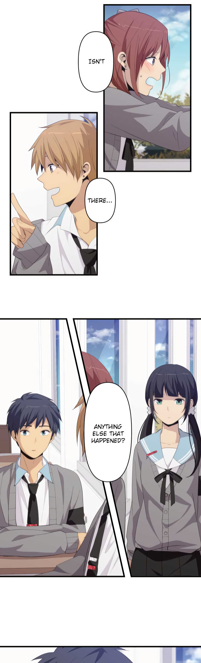 ReLIFE Chapter 187  Online Free Manga Read Image 22