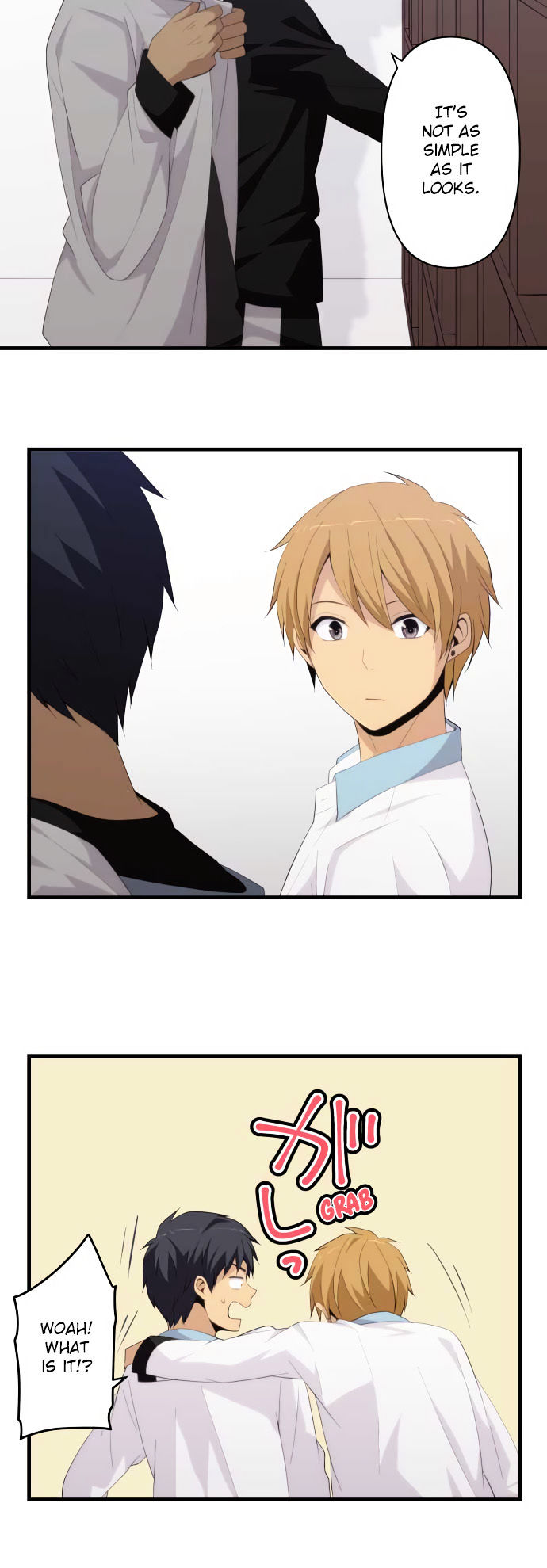 ReLIFE Chapter 189 Online Free Manga Read Image 16