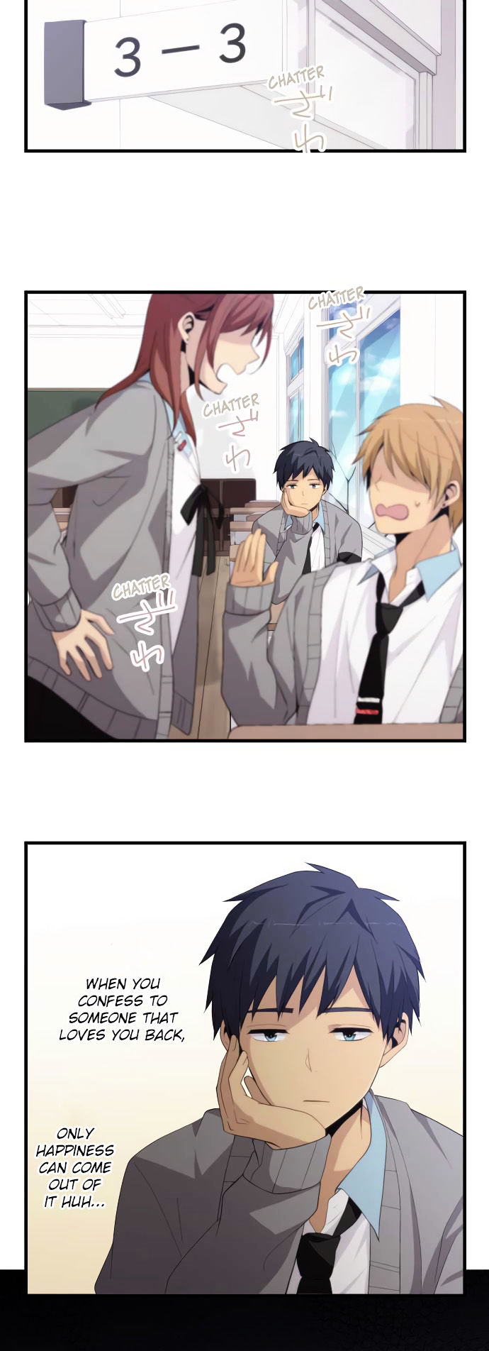 ReLIFE Chapter 189 Online Free Manga Read Image 19
