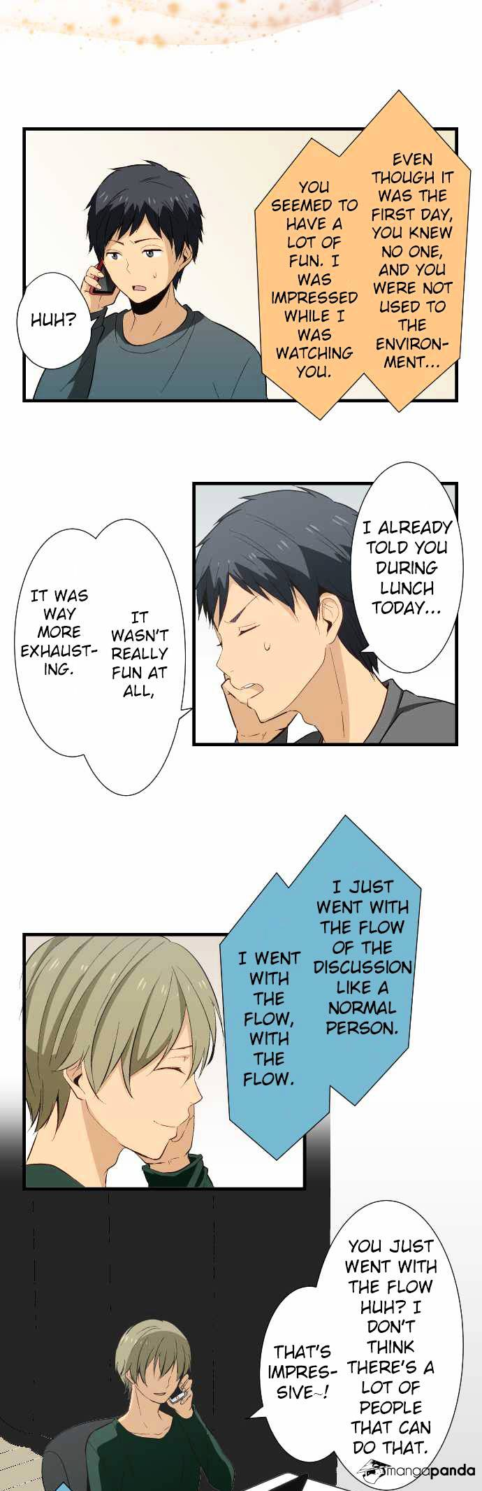 ReLIFE Chapter 19  Online Free Manga Read Image 12