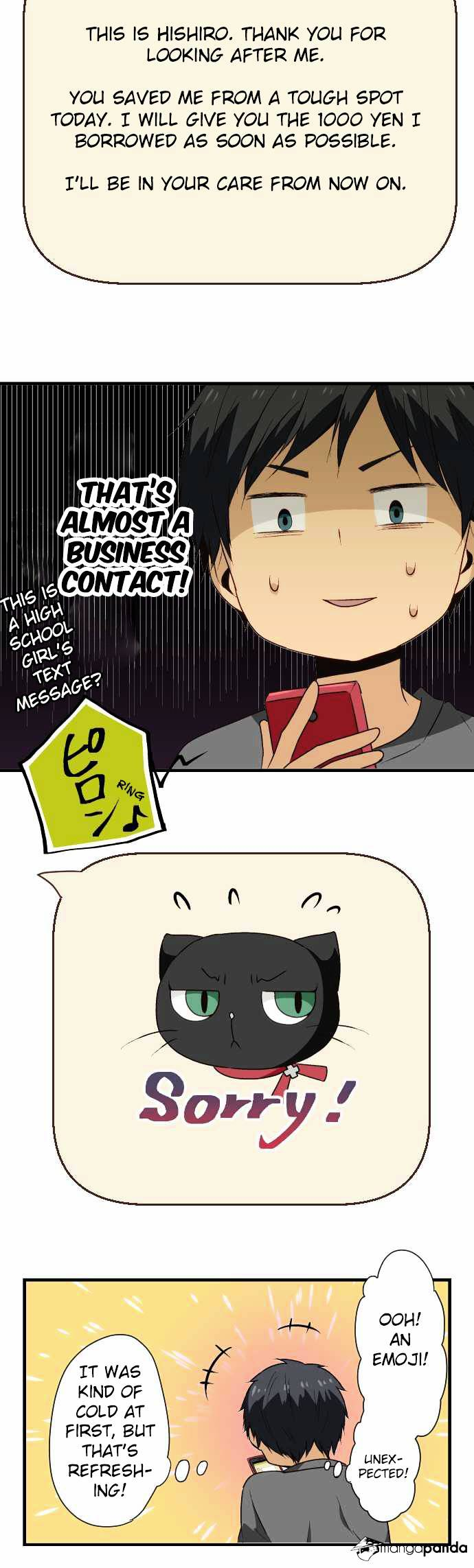 ReLIFE Chapter 19  Online Free Manga Read Image 19