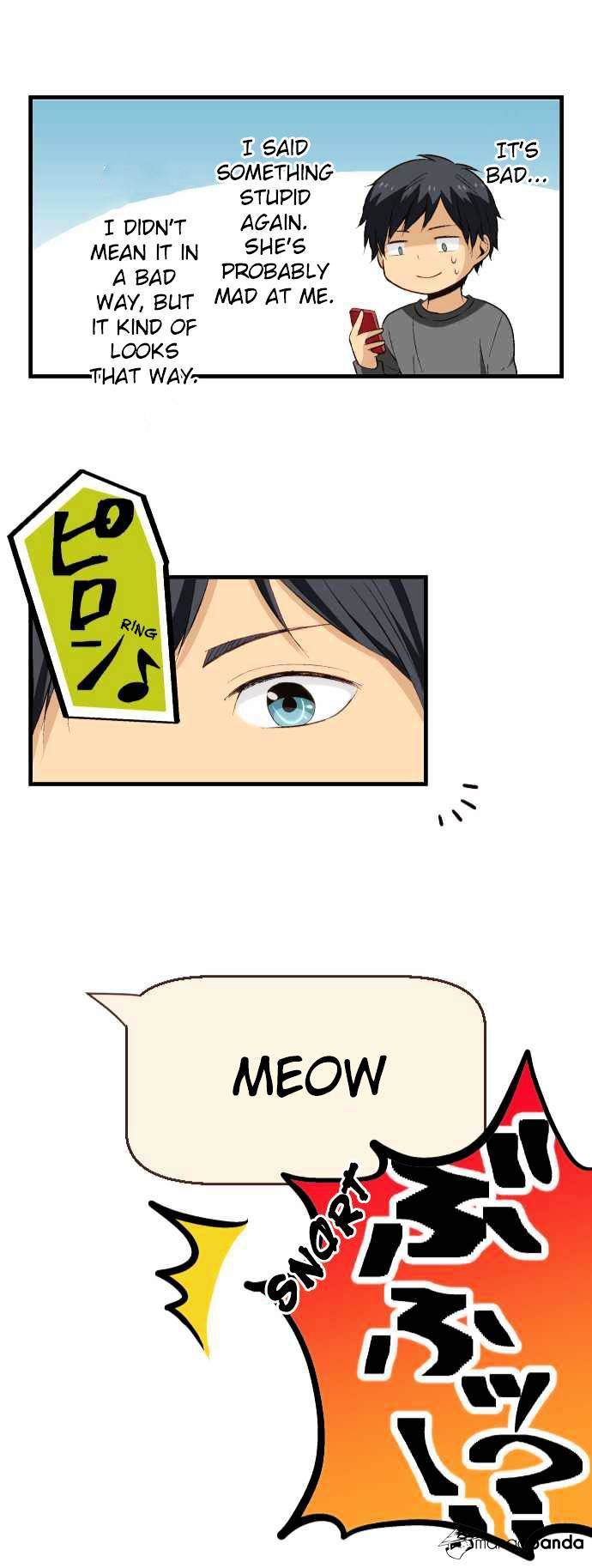 ReLIFE Chapter 19  Online Free Manga Read Image 22