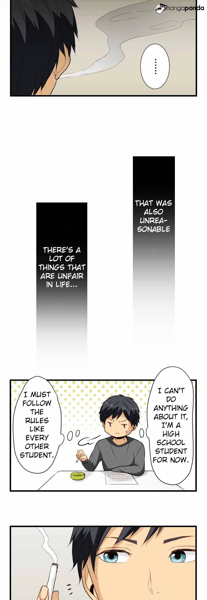 ReLIFE Chapter 19  Online Free Manga Read Image 4