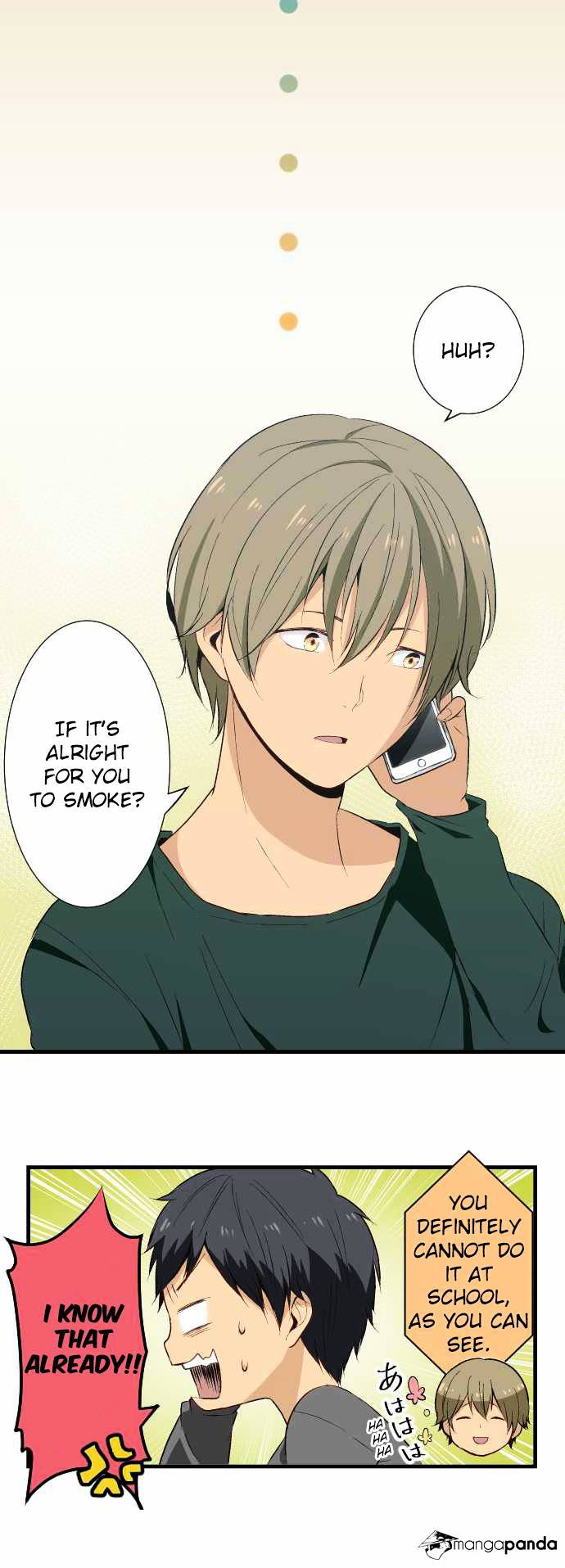 ReLIFE Chapter 19  Online Free Manga Read Image 6