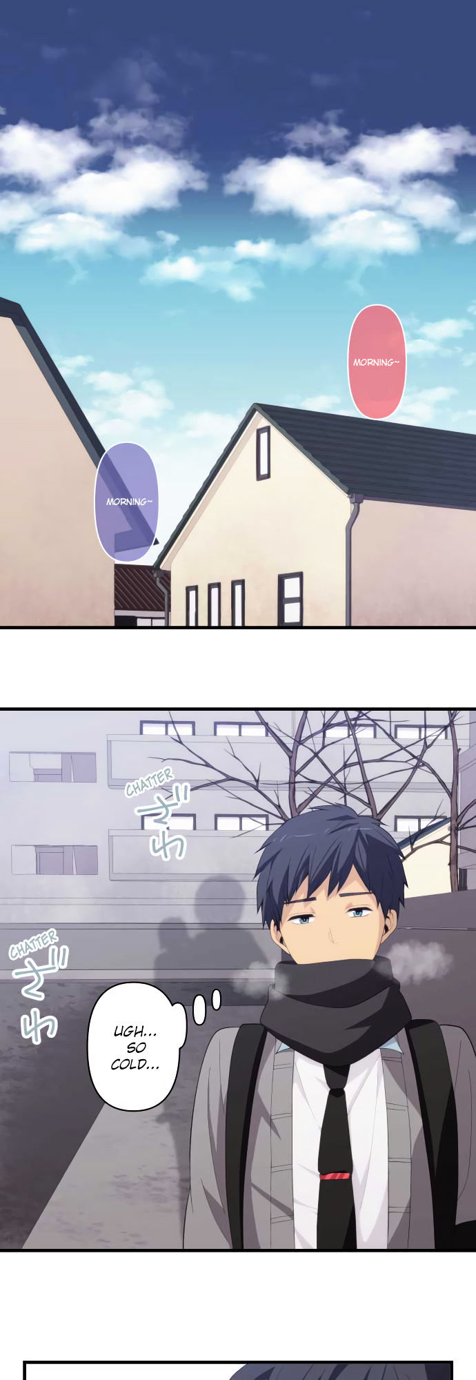 ReLIFE Chapter 190  Online Free Manga Read Image 1