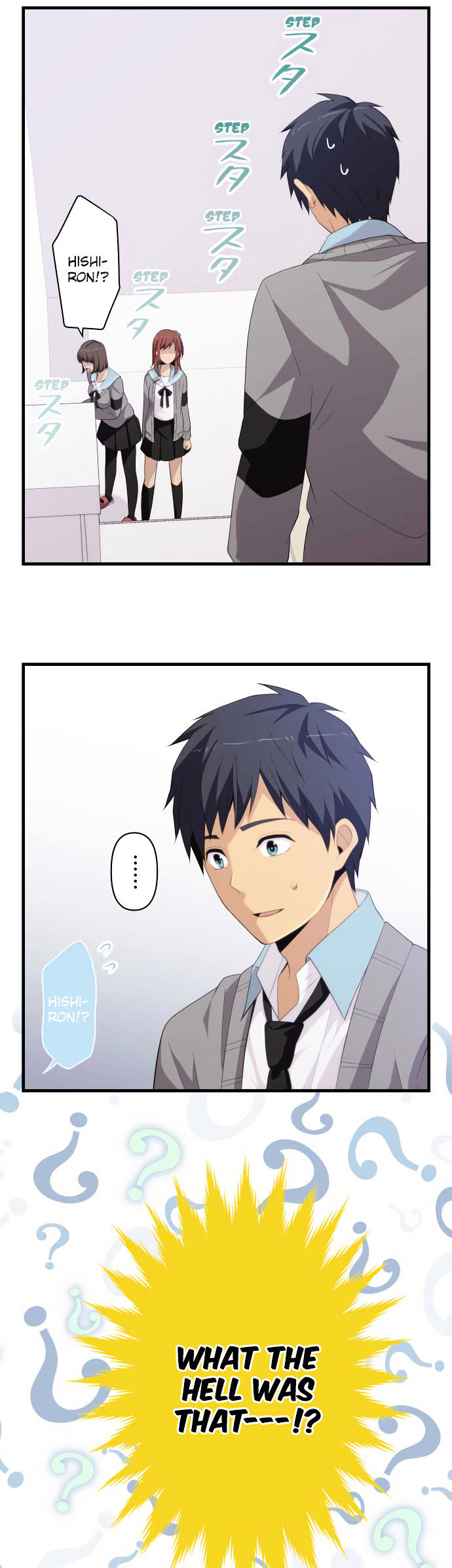 ReLIFE Chapter 190  Online Free Manga Read Image 11