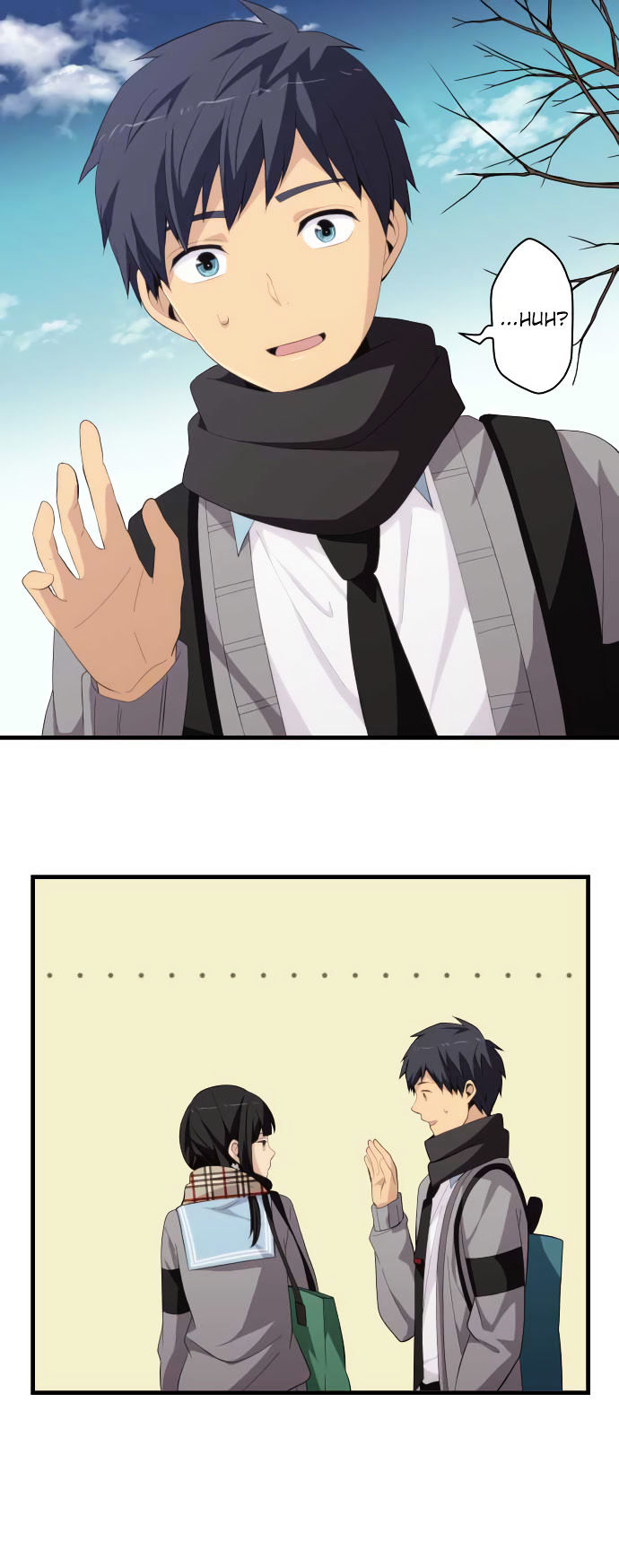 ReLIFE Chapter 190  Online Free Manga Read Image 5