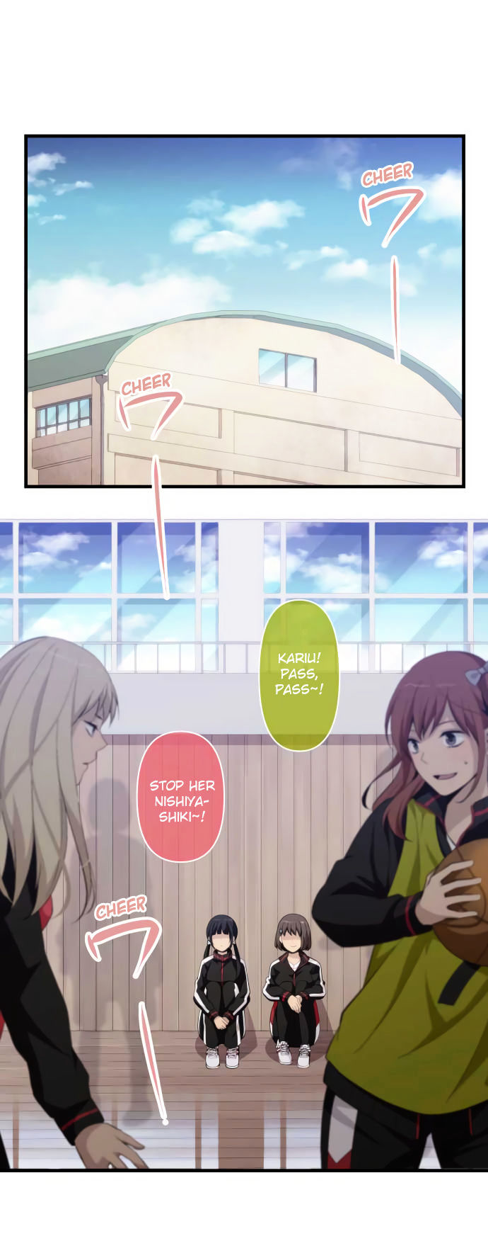ReLIFE Chapter 191  Online Free Manga Read Image 1