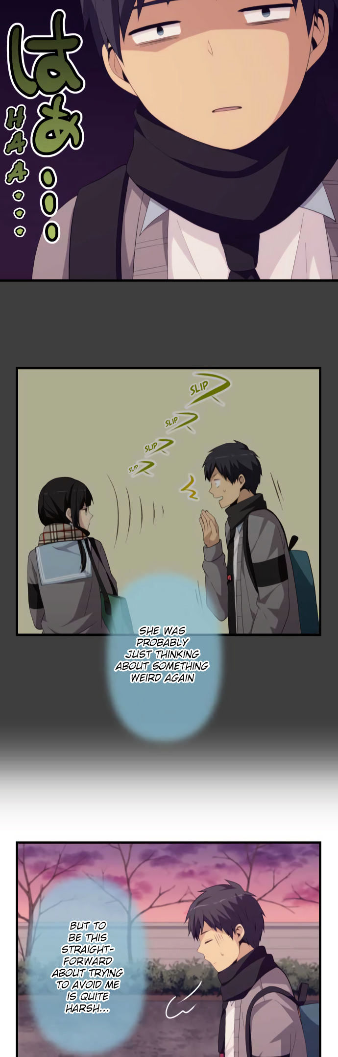 ReLIFE Chapter 191  Online Free Manga Read Image 22