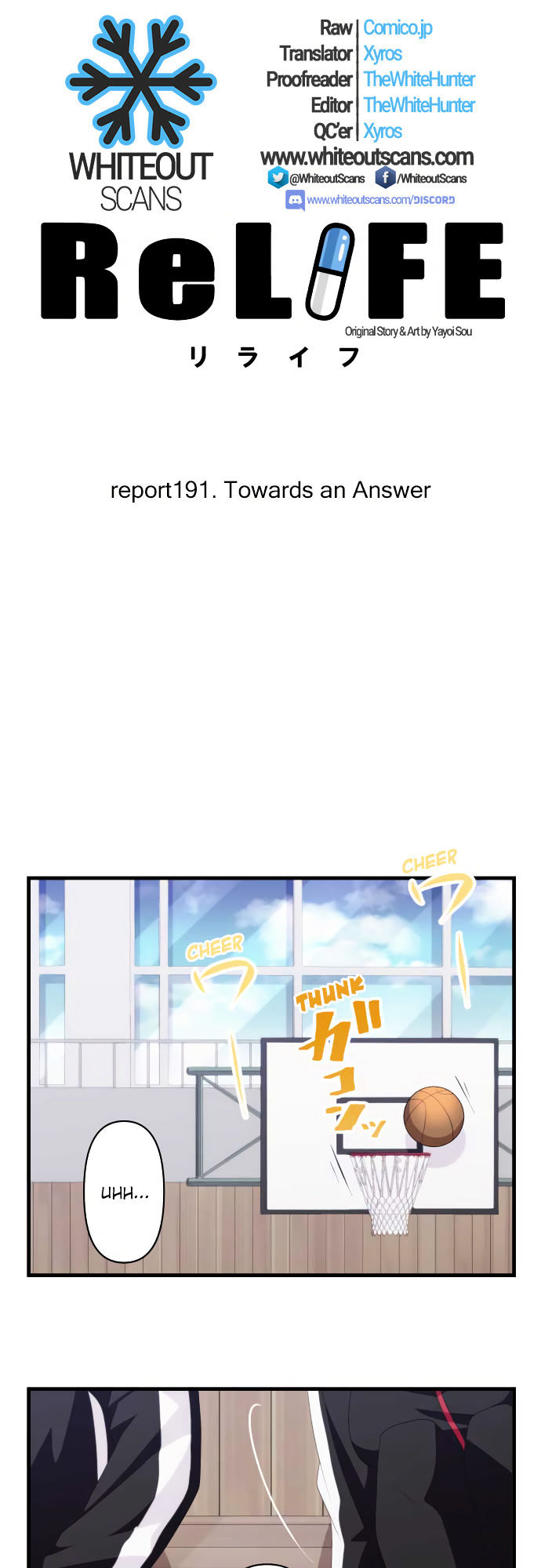 ReLIFE Chapter 191  Online Free Manga Read Image 4