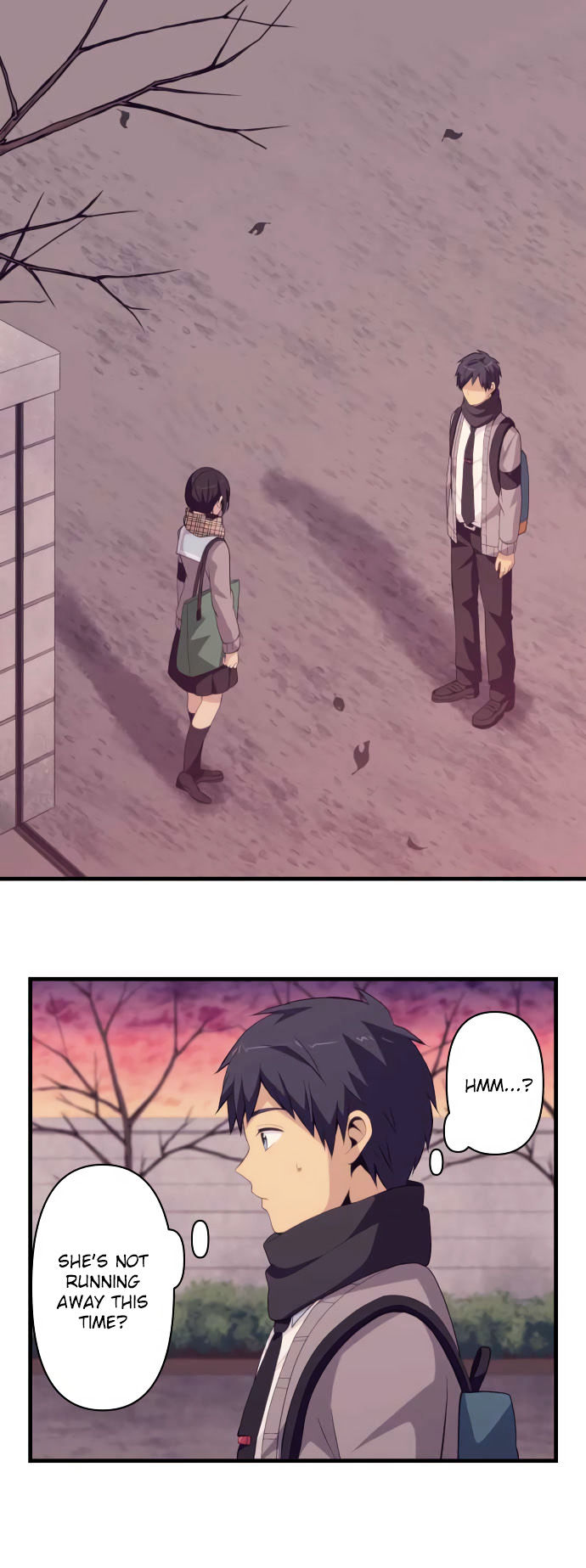 ReLIFE Chapter 192 Online Free Manga Read Image 1