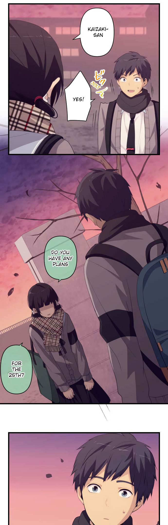ReLIFE Chapter 192 Online Free Manga Read Image 2