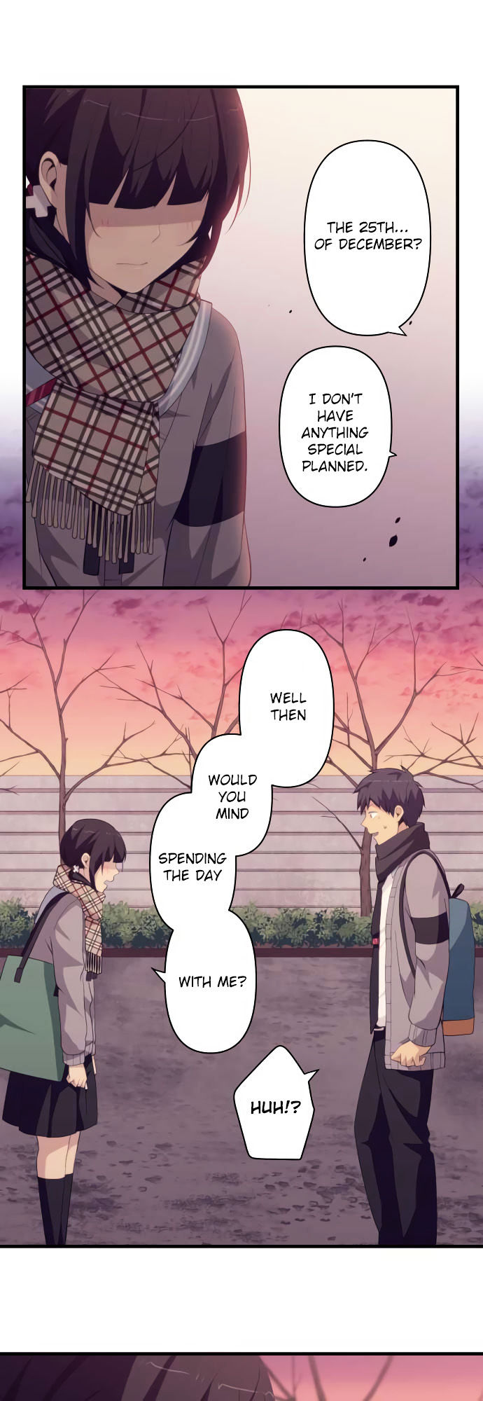 ReLIFE Chapter 192 Online Free Manga Read Image 4